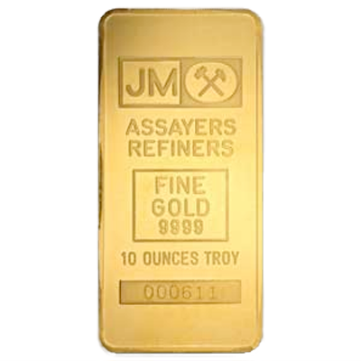 Johnson-Matthey-10oz-Gold-Bar-South-Bay-Gold-Coin-Store-USA