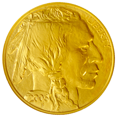 American-Gold-Buffalo-Front-view-South-Bay-Gold