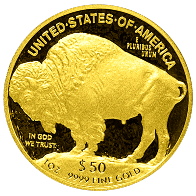 American-Gold-Buffalo-Proof-Back-view-South-Bay-Gold