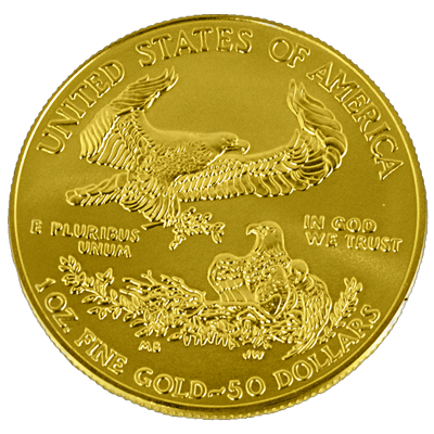 American-Gold-Eagle-Back-view-South-Bay-Gold