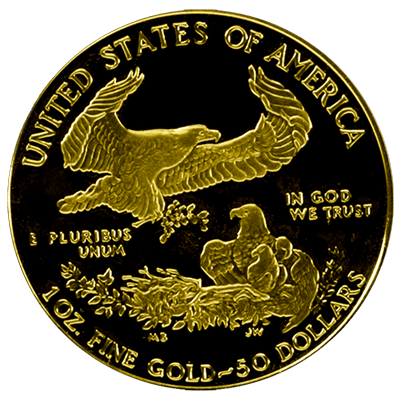 American-Gold-Eagle-Proof-Back-view-South-Bay-Gold