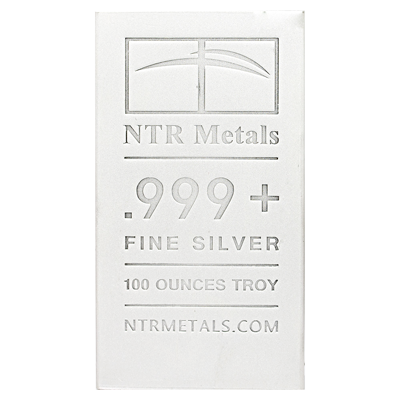 NTR-100oz-Silver-Bar-South-Bay-Gold-Coin-Store-USA