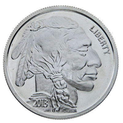 2013-Silver-Buffalo-Front-South-Bay-Gold-Coin-Store-USA