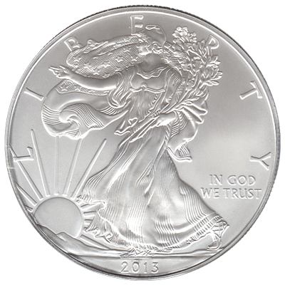 American-Silver-Eagle-Front-view-South-Bay-Gold