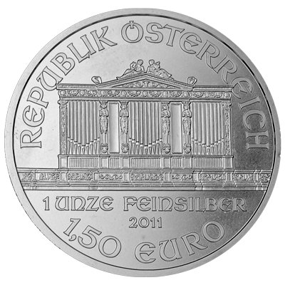Austrian-Silver-Vienna-Philharmonic-Front-view-South-Bay-Gold