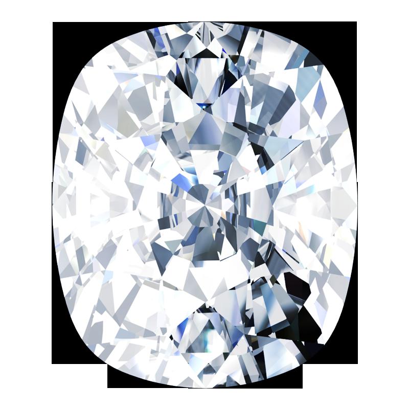 Diamond Cushion-Cut - South Bay Gold
