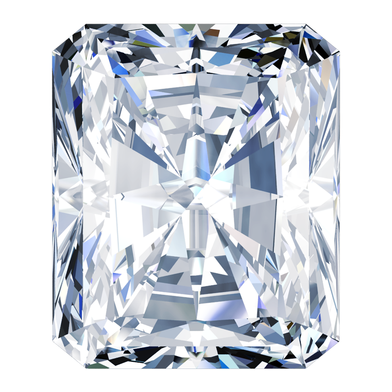 Diamond Radiant-Cut - South Bay Gold