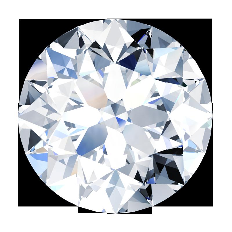 Diamond Round Brilliant - South Bay Gold