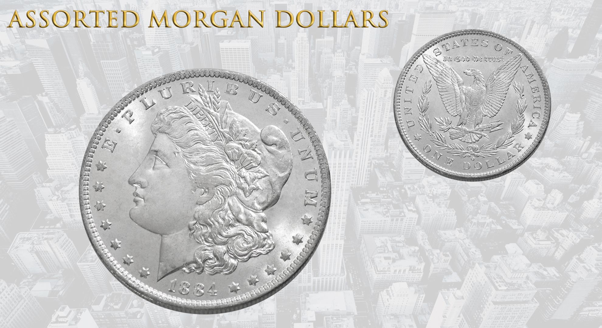 Morgan Dollar Los Angeles