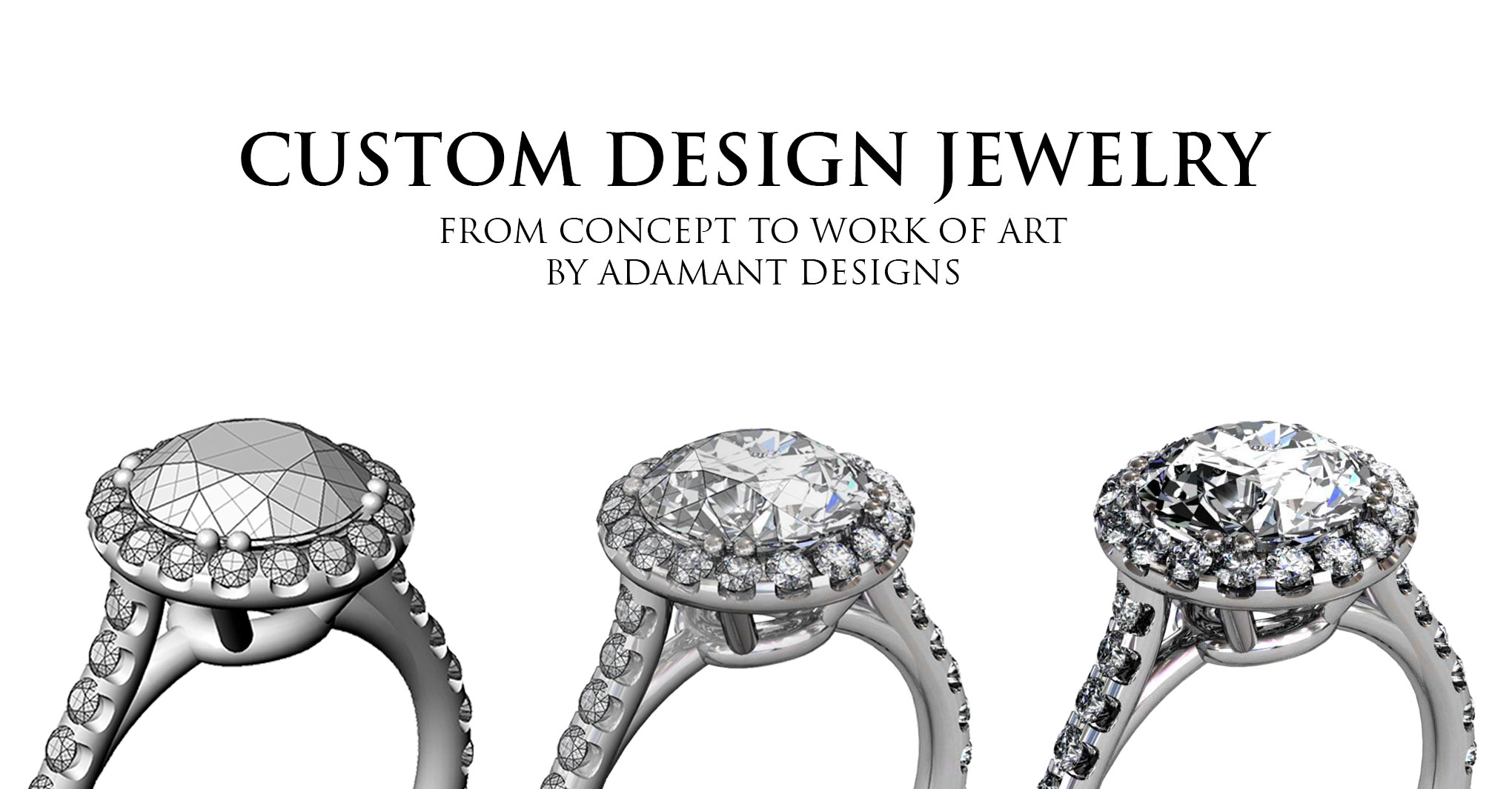 Custom Jewelry Design South Bay Gold