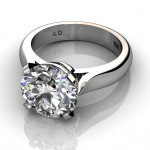 Diamond Engagement Wedding Ring South Bay Gold