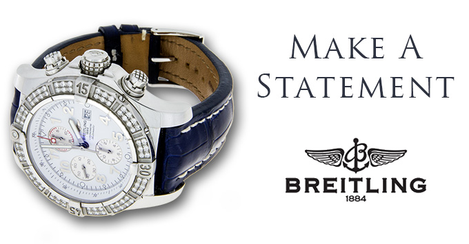 Buy Breitling Super Avenger 2 Watch Jewelry Store Christmas