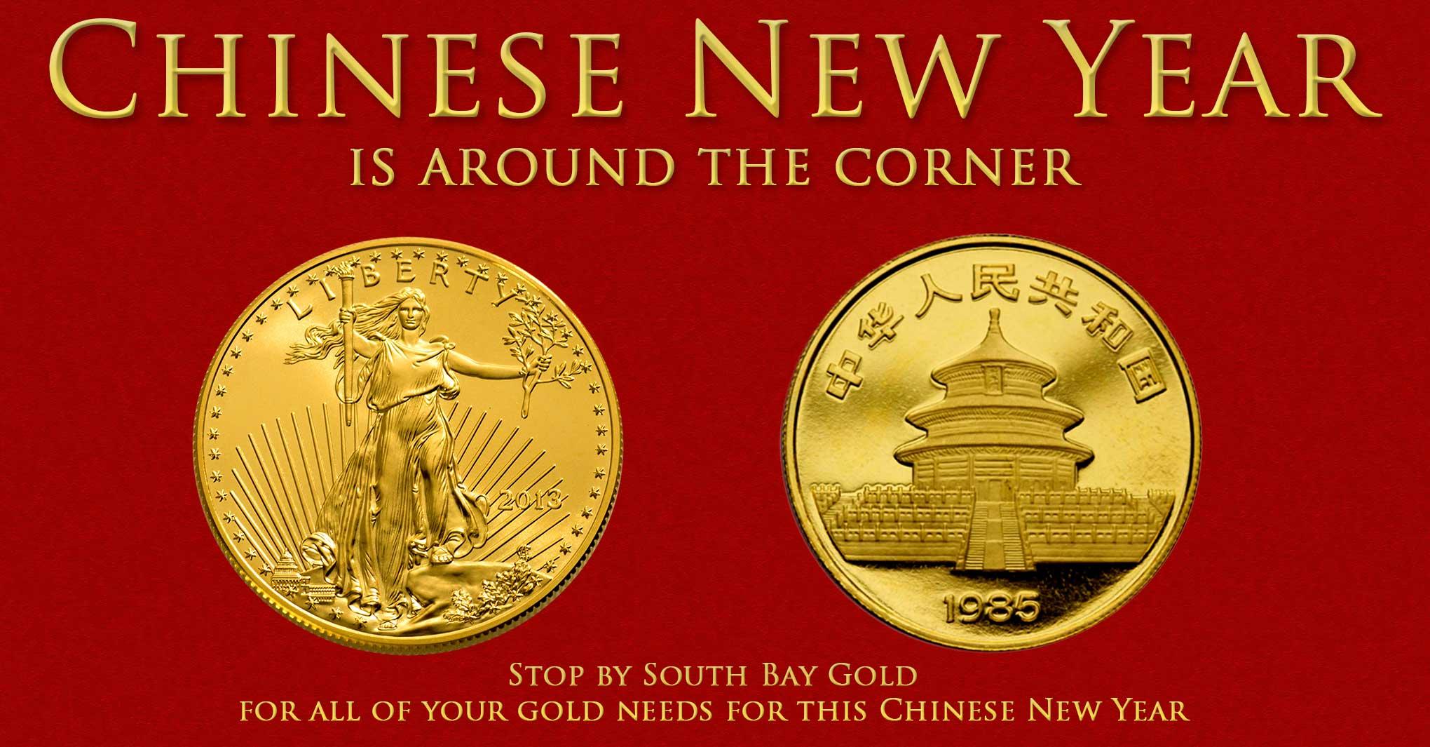 Chinese New Year 2015 - Buy Gold Eagle, Panda, Maple, 90505 90802 92612