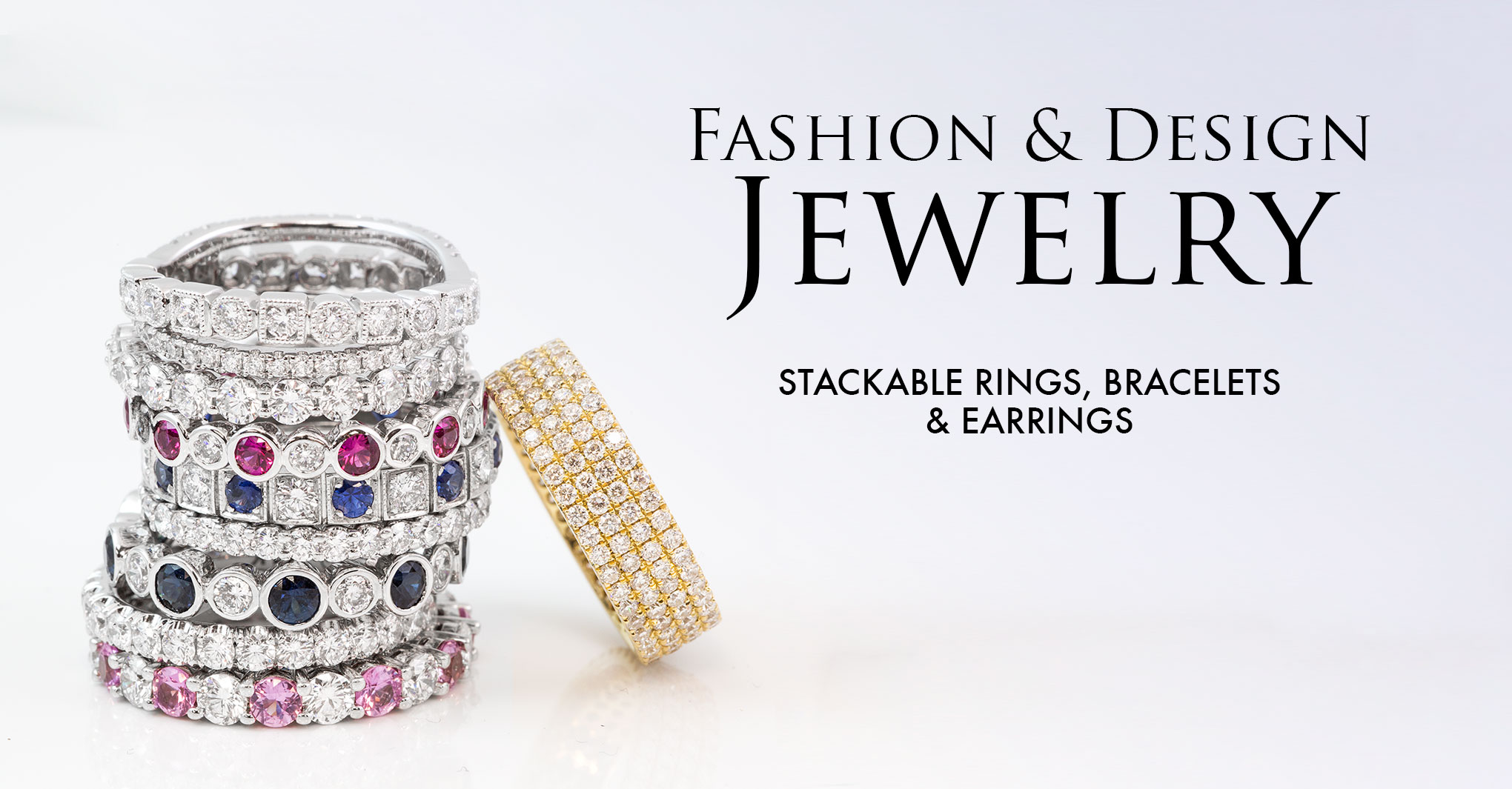 Fashion Jewelry Stackable Rings, Bracelets, Rings - 3804 Sepulveda Blvd, Torrance 90505