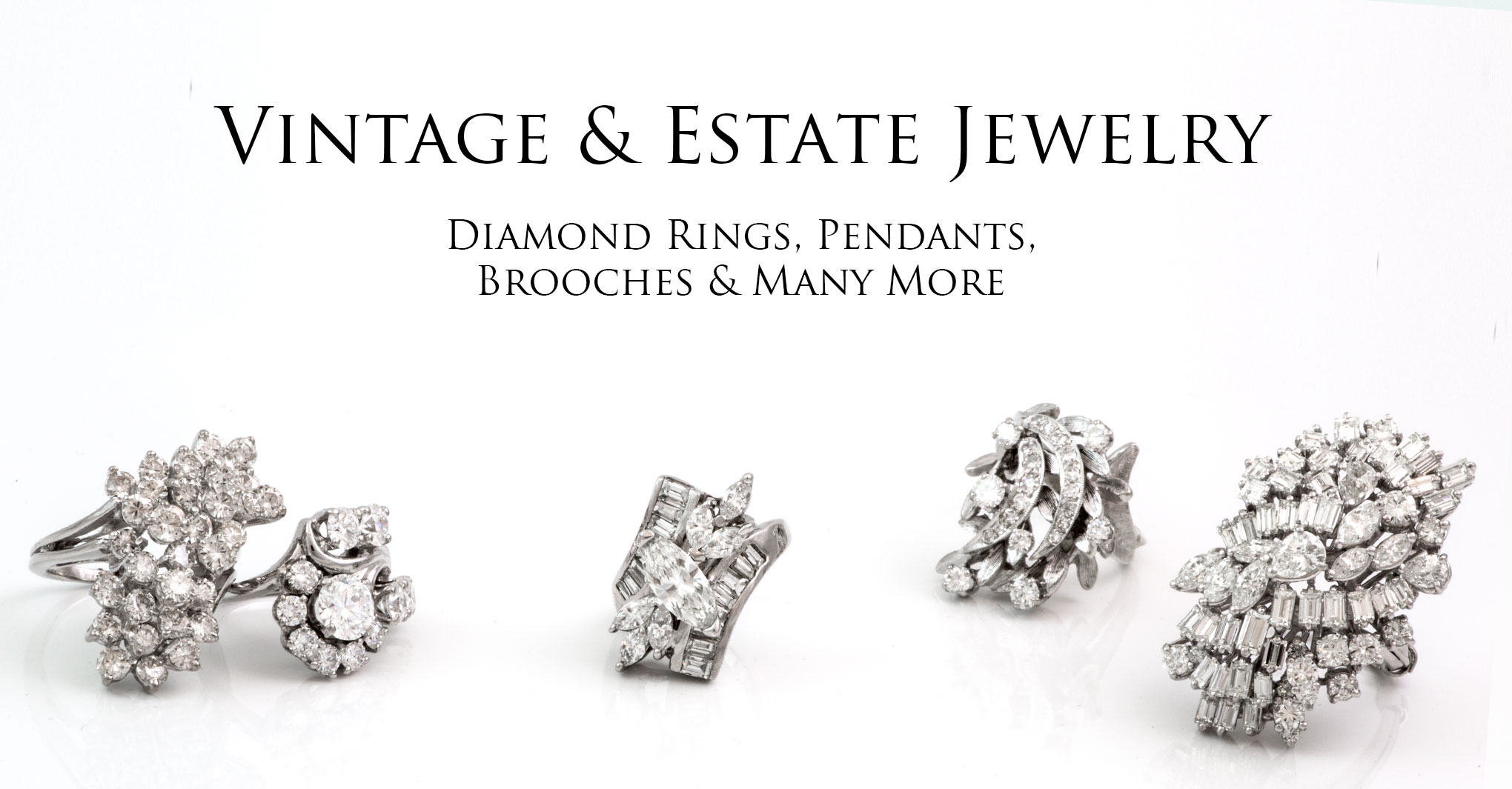 Vintage & Estate Jewelry - South Bay Gold Torrance