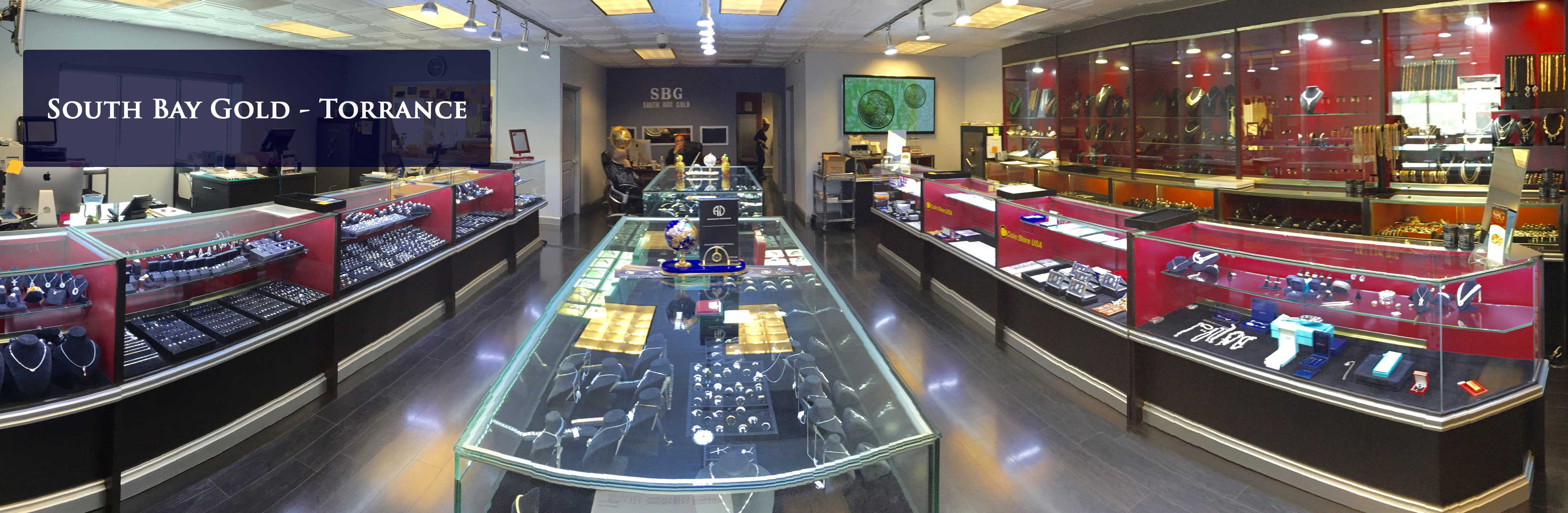 South Bay Gold Jewelry Store Torrance