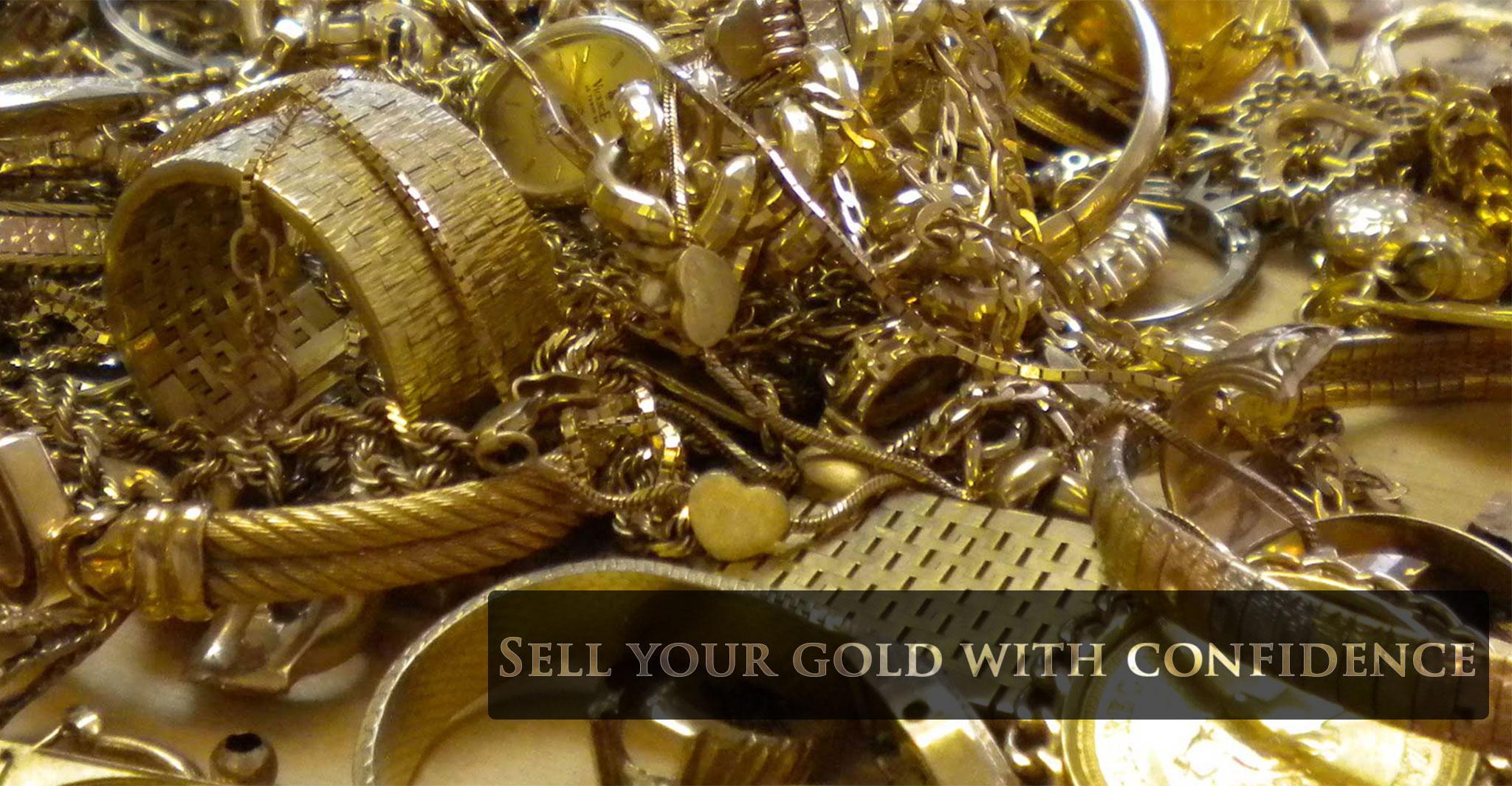 Sell Gold At South Bay Gold - 310 791-5431