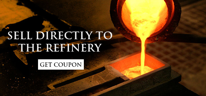 gold refinery, sell gold