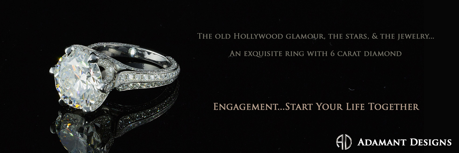 6 Carat Engagement Ring at South Bay Gold - Torrance