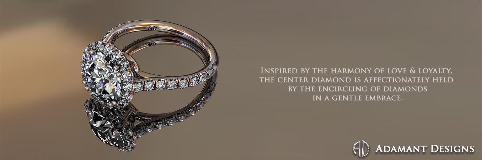 Diamond Engagement Rings - Los Angeles
